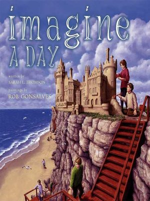 cover image of Imagine a Day